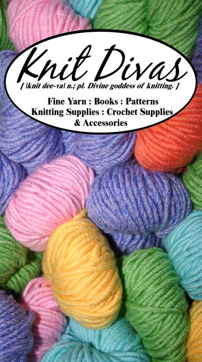 Knit Divas Yarn Store open 24/7 online