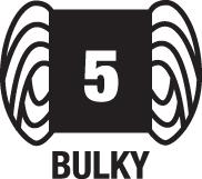 5 - Bulky, Chunky