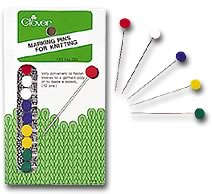 Marking Pins for Knitting