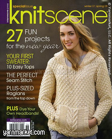 Knitscene Winter 2007 / Spring 2008